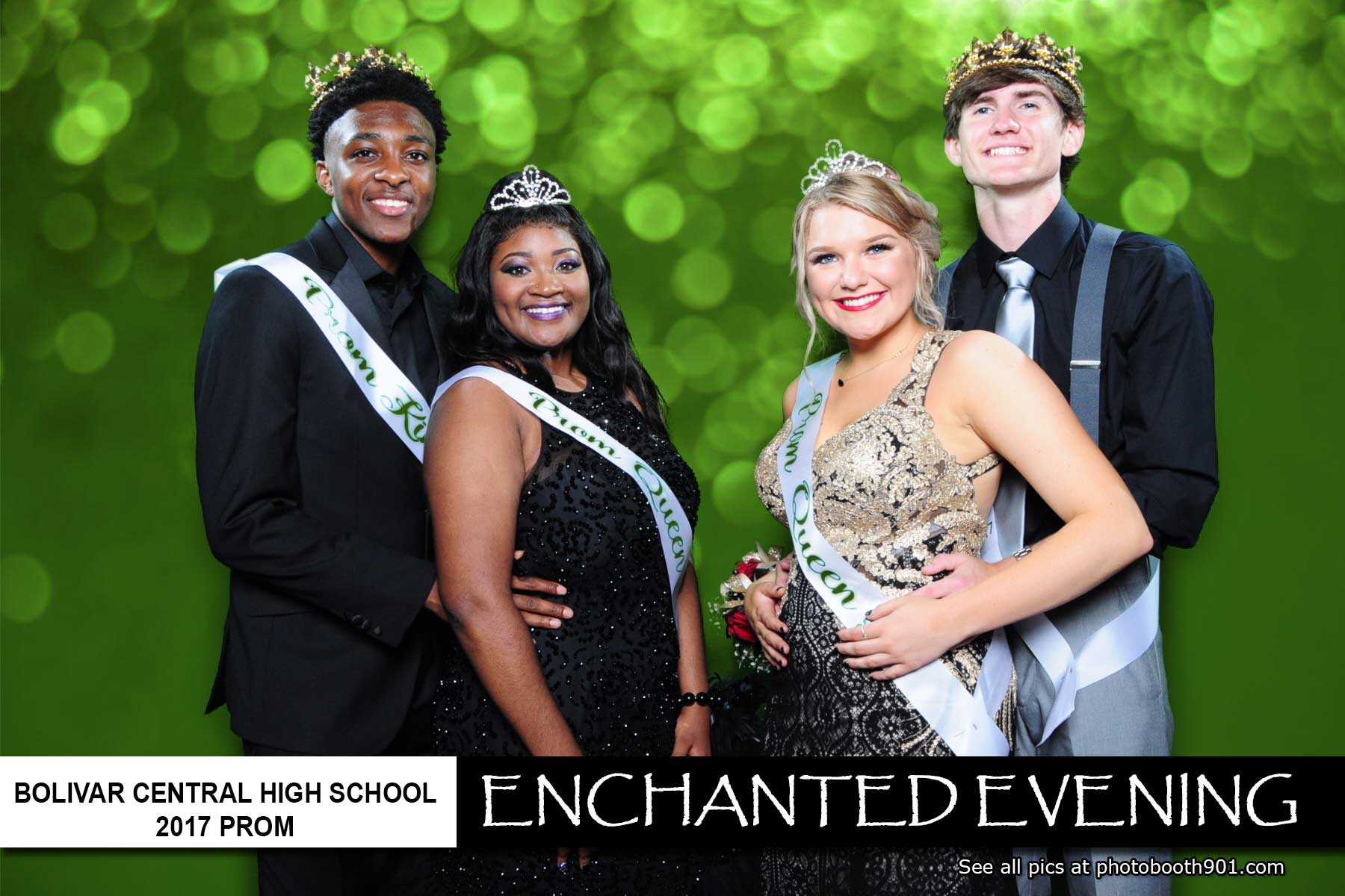 Bolivar Central High School Prom Photo Booth
