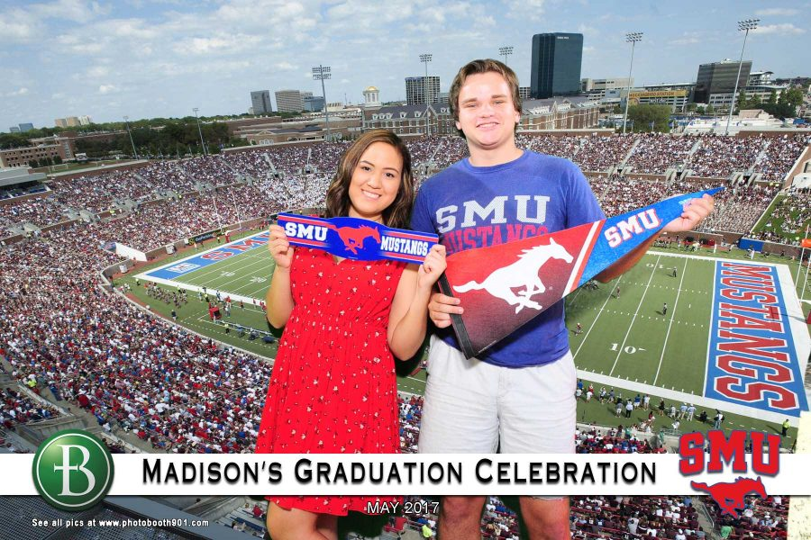 Madison's Graduation Celebration Photo Booth