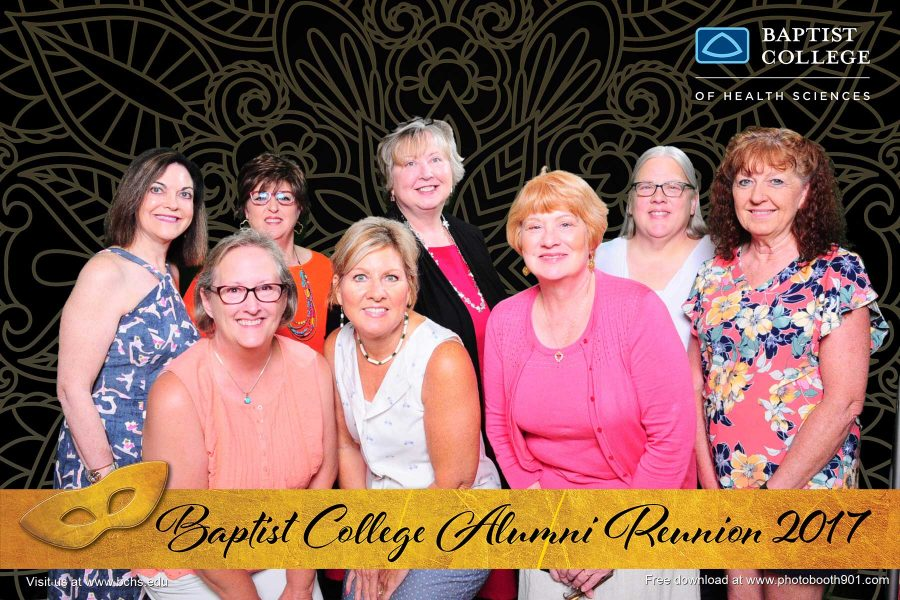 Photo Booth at BCHS Alumni Reunion