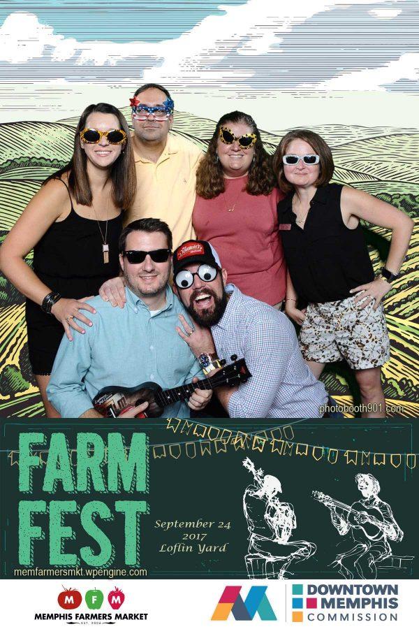Memphis Farmers Market Farm Fest 2017