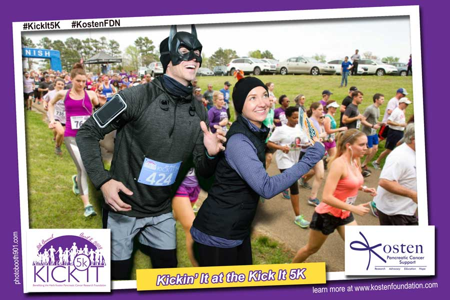 Kick It 5K 2018 Photo Booth