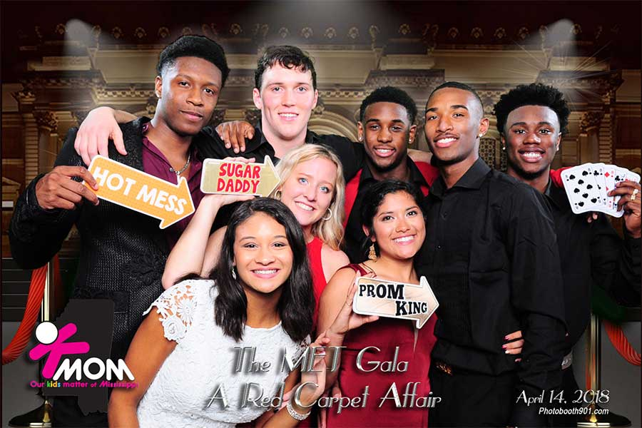 Our Kids Matter Prom Photo Booth