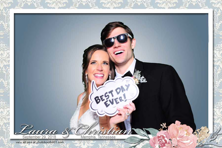 Memphis Photo Booth Rental
