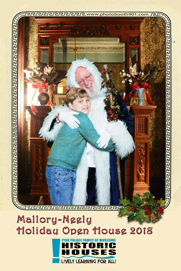 Mallory-Neely Holiday Open House 2018 Photo Booth