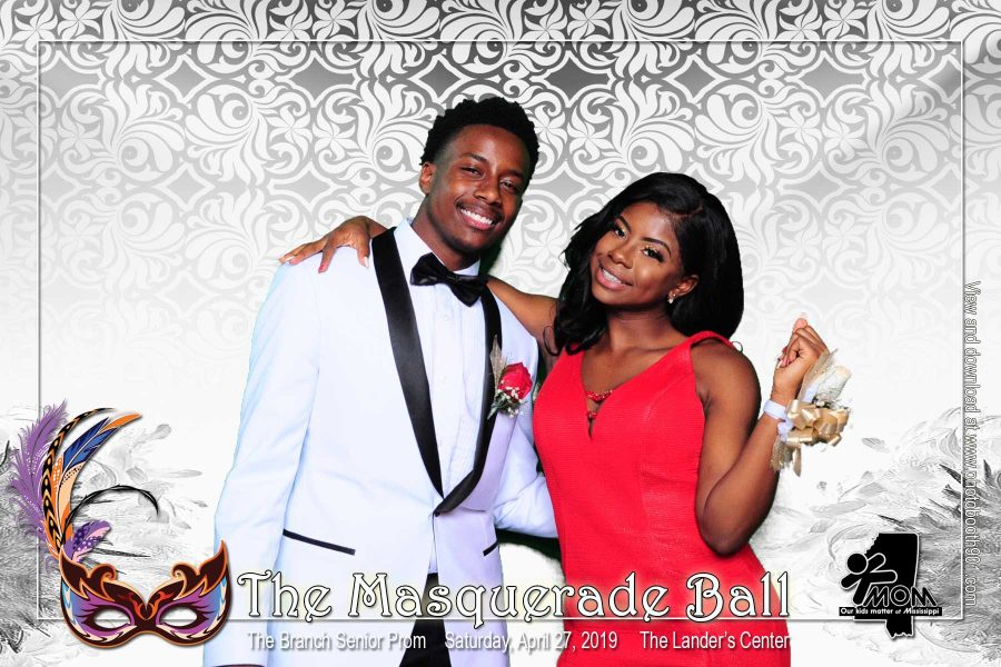 Olive Branch High School Prom Photo Booth B