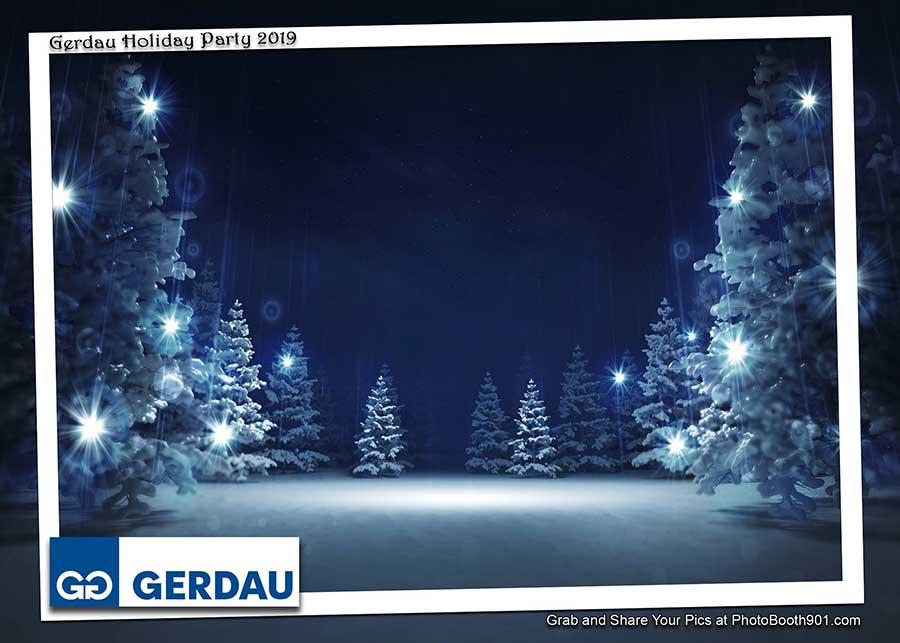 Memphis Photo Booth Rental for Gerdau